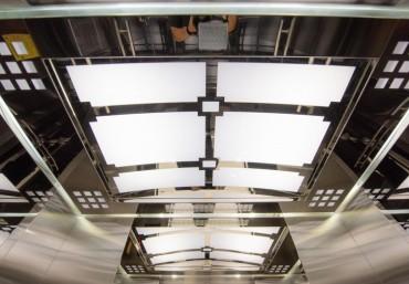 4 điều cần biết để chọn được trần thang máy phù hợp