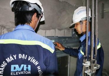 Giá bảo trì thang máy gia đình 1 tháng bao nhiêu