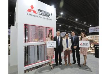 So sánh thang máy gia đình mitsubishi nhập khẩu và thang máy mitsubishi liên doanh