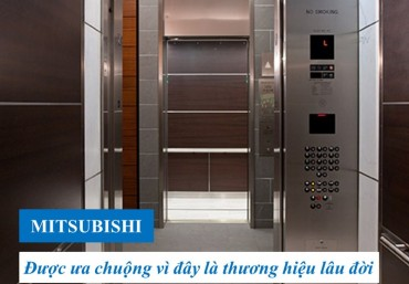 Khám phá kích thước thang máy mitsubishi 450kg và thang máy fuji 450kg