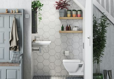Có Nên Làm Toilet Dưới Cầu Thang? Cách Hóa Giải Phong Thủy Lấy Lại Vượng Khí