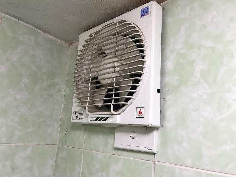 Chú ý đến khả năng thích nghi với thời tiết của phòng máy