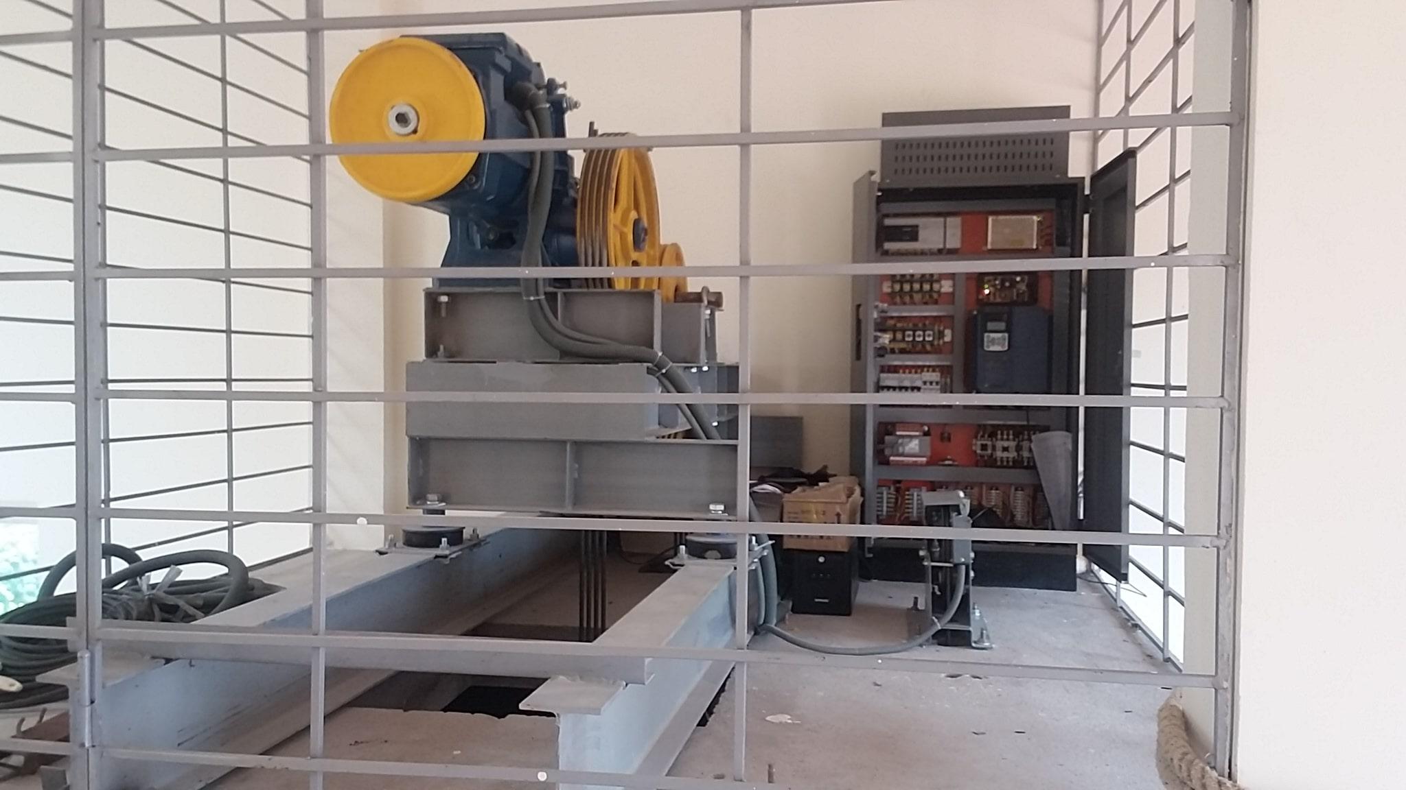 Xây dựng phòng thang máy cần lưu ý những vấn đề nào