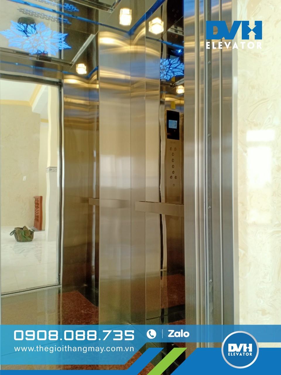 Đơn vị lắp đặt thang máy uy tín