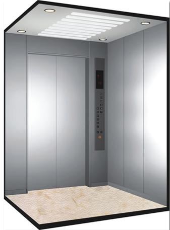 kích thước cabin thang máy
