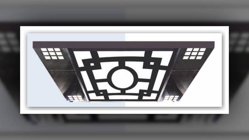 nên chọn trần thang chiếu sáng trực tiếp hay chiếu sáng gián tiếp