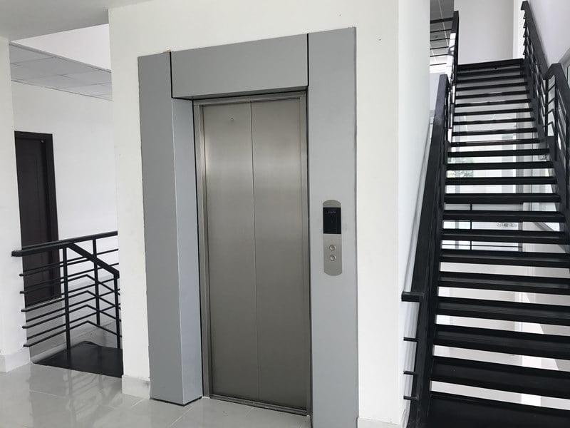 Chất lượng thang máy nội địa ngày càng nâng cao