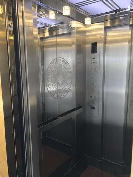 giá của mỗi loại thang máy gia đình