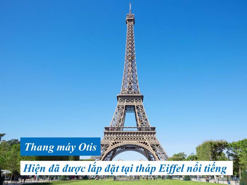 giới thiệu thang máy Otis