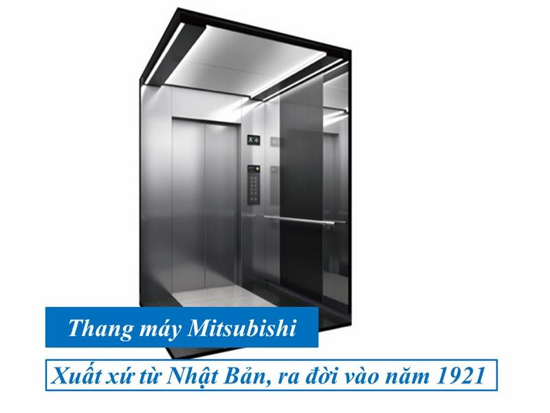 Tìm hiểu về giá thang máy Mitsubishi 450kg
