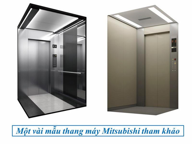 tìm hiểu về giá thang máy Mitsubishi 750kg