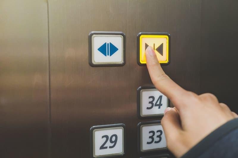 tìm hiểu ý nghĩa các nút trong thang máy