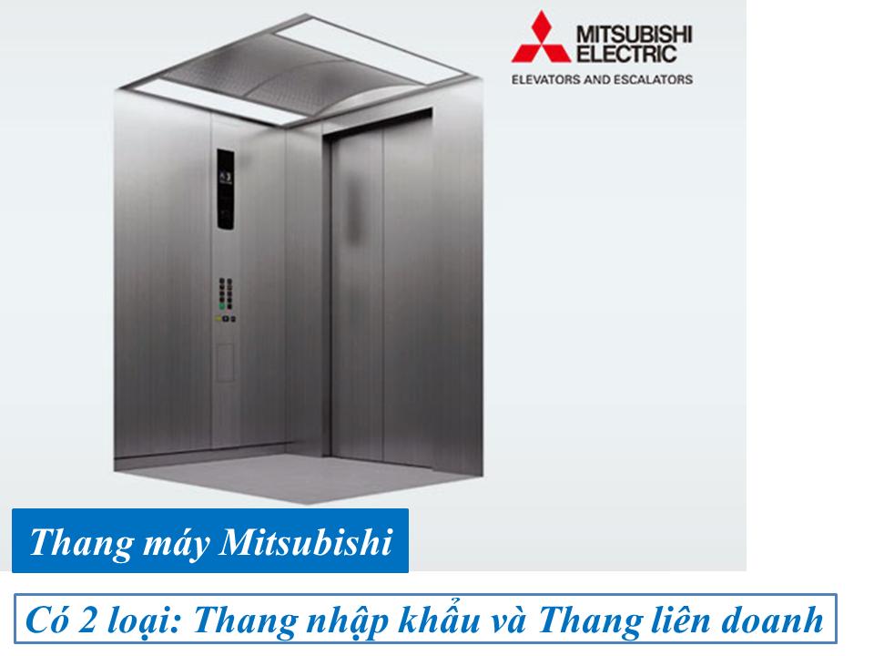 Báo giá thang máy mitsubishi chúng tôi đưa ra chỉ mang tính tham khảo