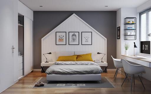Cách để giường trong phòng ngủ tốt nhất